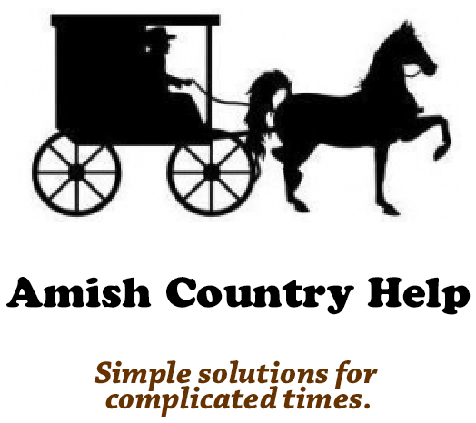 Amish Country Help